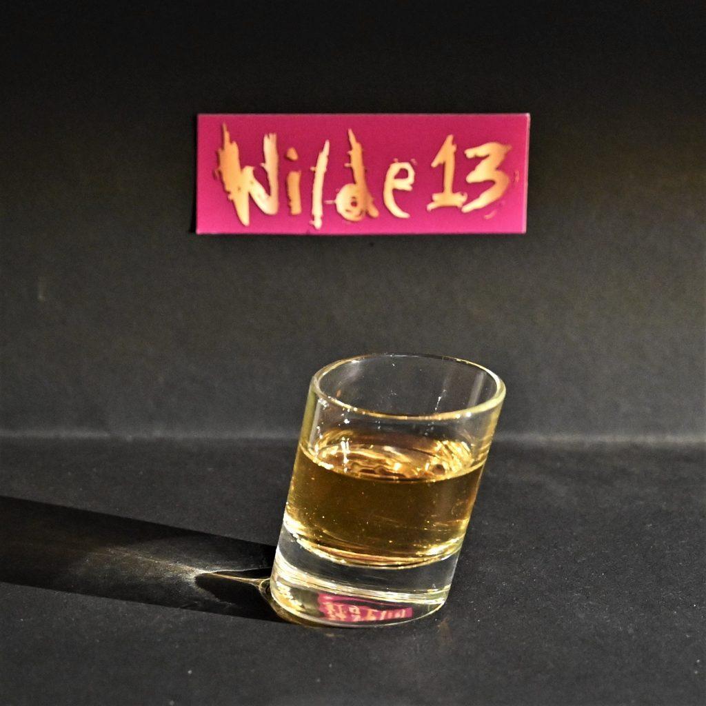 Genebra Gin Wilde 13 Serviervorschlag